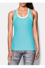 Bividi de Mujer Under Armour Turquesa HEATGEAR ARMOUR TANK
