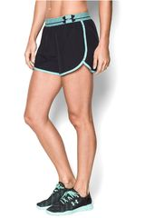 Under Armour Negro / Esmeralda de Mujer modelo UA PERFECT PACE SHORT Shorts Deportivo