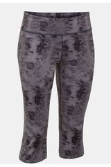 Under Armour Plomo de Mujer modelo UA STUDIO CITY HOPPER PRINT Deportivo Capri