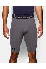 Short de Hombre Under Armour Gris ARMOUR HG LONG COMP SHORT