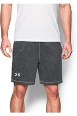 Under Armour Gris / Negro de Hombre modelo 8IN RAID NOVELTY SHORT Training Shorts Ropa Deportivo Running Hombre