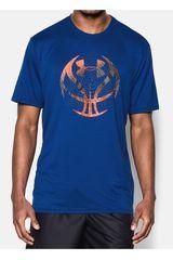 Camiseta de Hombre Under Armour Azulino FUTURE ICON SS T
