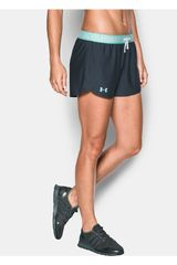 Under Armour Negro / Esmeralda de Mujer modelo UA PLAY UP SHORT Shorts Deportivo