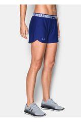 Under Armour Morado / Blanco de Mujer modelo UA PLAY UP SHORT Shorts Deportivo