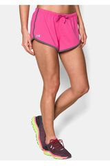 Under Armour Rosado / Plomo de Mujer modelo HG ARMOUR LOOSE SHORT Shorts Deportivo