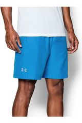 Short de Hombre Under Armour Celeste LAUNCH 7 SOLID SHORT