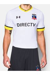 Camiseta de Hombre Under Armour CC REP HOME/THIRD JERSEY (COLO-COLO) Blanco