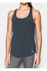 Bividi de Mujer Under Armour Pewter FLY BY TANK