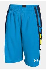 Under Armour Celeste / Azul de Jovencito modelo UA SELECT SHORT Shorts Deportivo