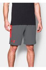 Under Armour Gris / Naranja de Hombre modelo UA SCOPE WOVEN SHORT Deportivo Shorts