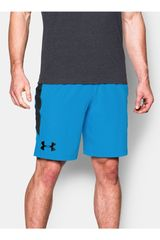 Under Armour Celeste / Negro de Hombre modelo UA SCOPE WOVEN SHORT Deportivo Shorts