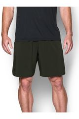 Short de Hombre Under Armour Olivo UA HIIT WOVEN SHORT