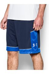 Short de Hombre Under Armour Azul / Celeste UA BASELINE SHORT