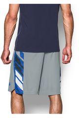 Short de Hombre Under Armour UA SELECT 11IN SHORT Gris / azul