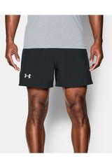 Under Armour Negro de Hombre modelo LAUNCH 5 WOVEN SHORT Shorts Deportivo