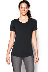 Under Armour Negro de Mujer modelo UA HG COOLSWITCH SS Polos Deportivo