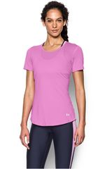 Polo de Mujer Under Armour Lila UA HG COOLSWITCH SS