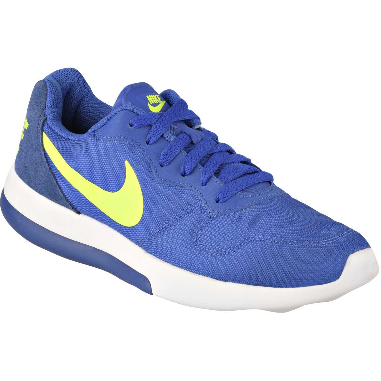 dea71b8038546 Zapatilla de Hombre Nike azulino   verde md runner 2 lw