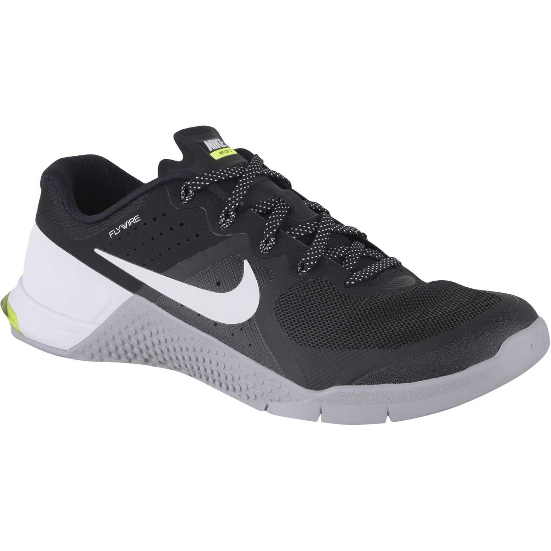 4d050ae6408 Zapatilla de Hombre Nike Negro  gris metcon 2
