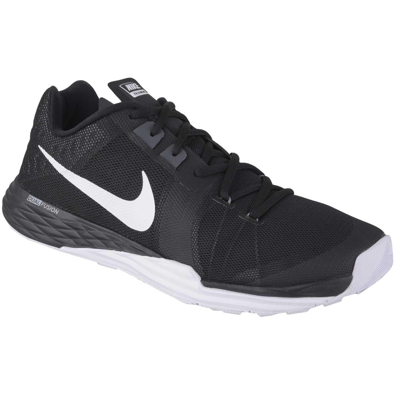 9e019aeb53 Zapatilla de Hombre Nike Negro   blanco train prime iron df ...
