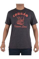 Volcom Plomo de Hombre modelo COBRAH S/S TEE Polos Casual