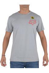 Fox Humo de Hombre modelo GLASSY EYED Polos Hombre Casual Ropa