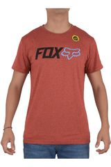 Fox Ladrillo de Hombre modelo OBSESSED Hombre Casual Polos Ropa