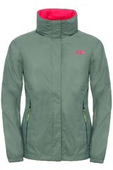 Ropa de Mujer The North Face W RESOLVE JACKET Verde