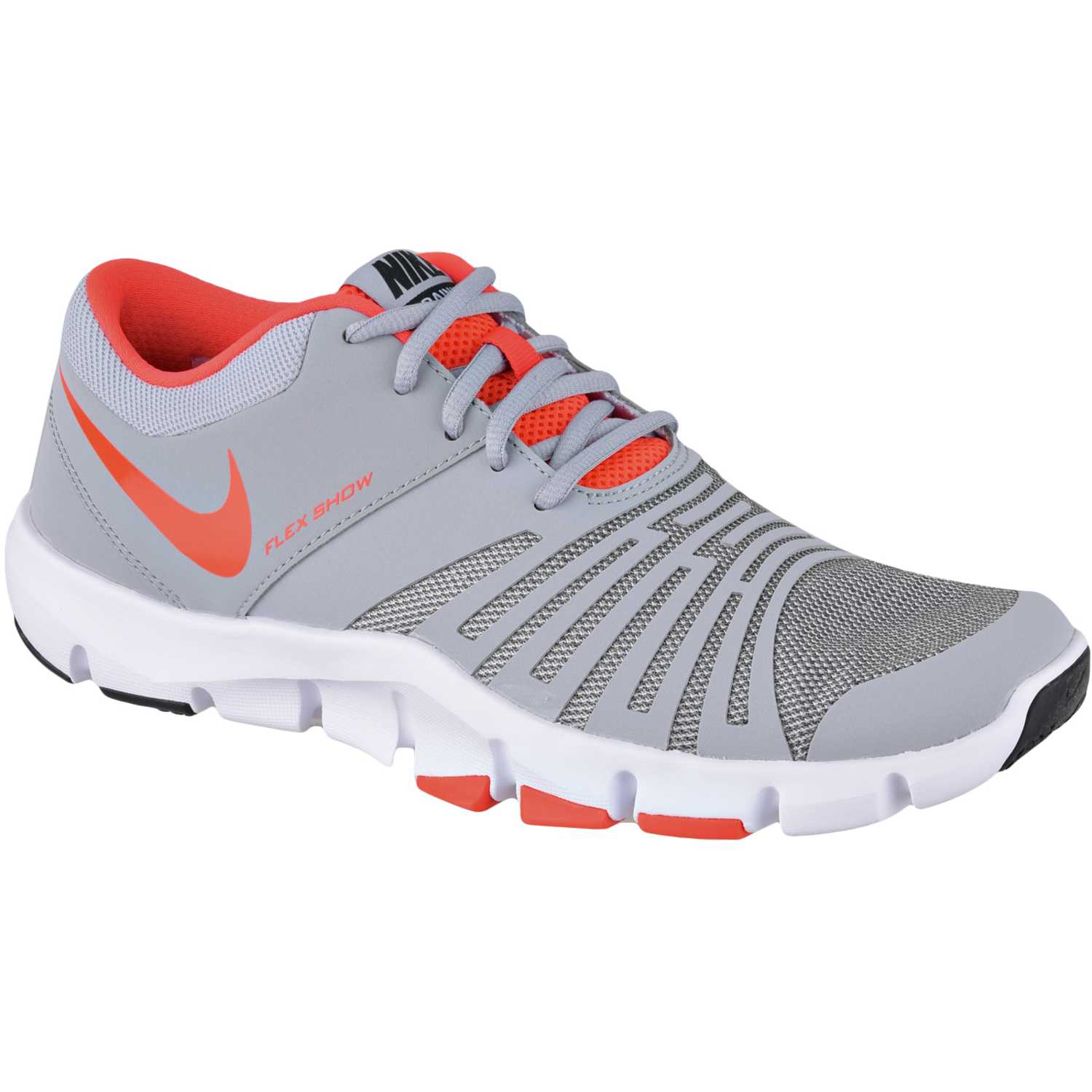 promo code 9ab47 a94d0 ... where to buy zapatilla de hombre nike gris rojo flex show tr 5 msl  82d43 9be80