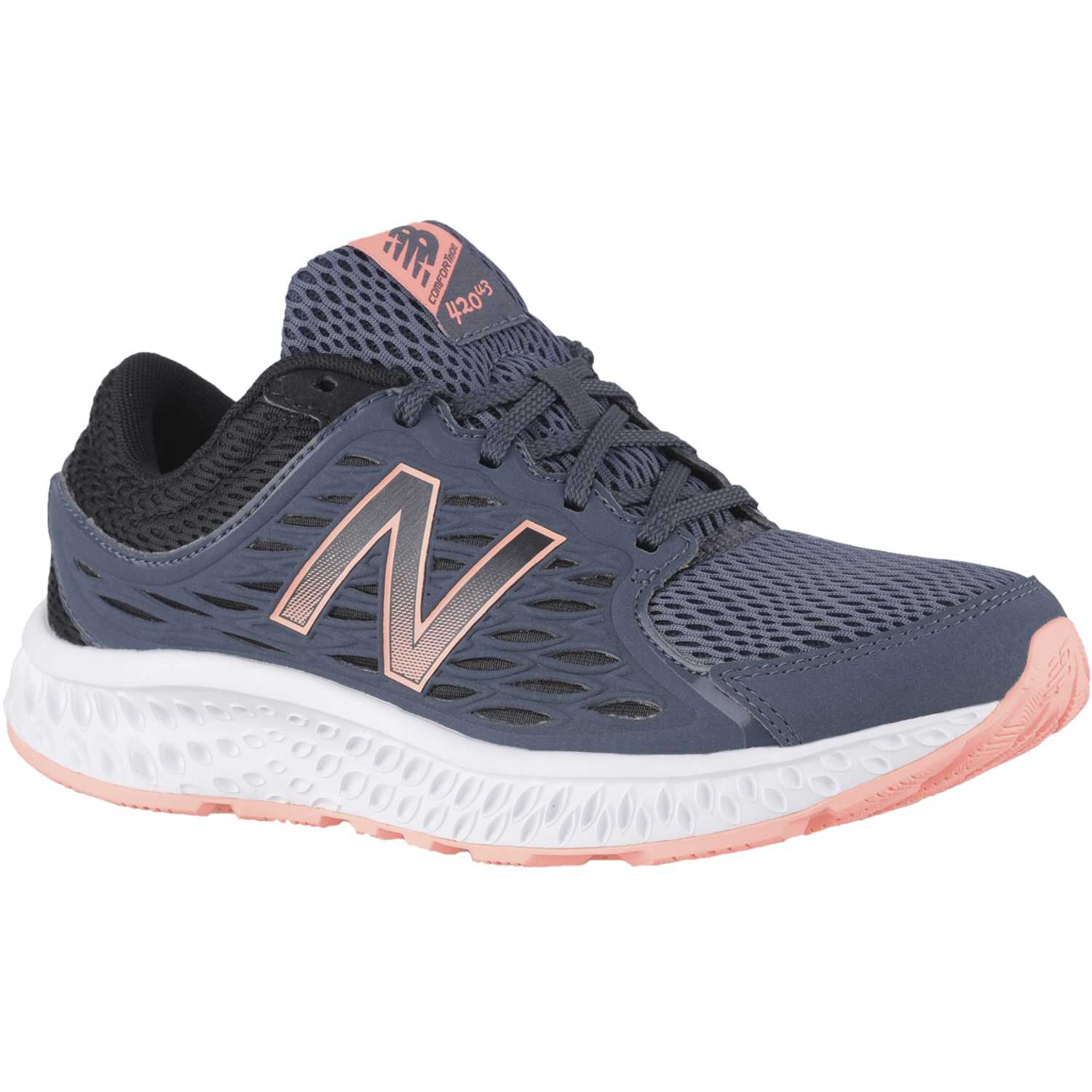 zapatillas grises new balance mujer