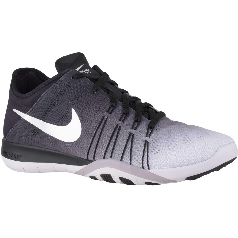 Zapatilla de Mujer Nike Negro   blanco wmns free tr 6 spctrm ... 69bf47bdc