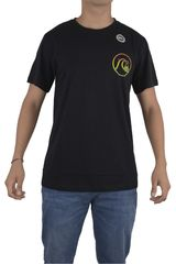 Polo de Hombre Quiksilver Negro STAY HIGH
