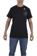 Quiksilver Negro de Hombre modelo ISLAND MAHI Hombre Casual Polos Ropa