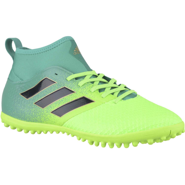 finest selection a10c2 dbd02 Zapatilla de Hombre adidas Turquesa   Verde ace 17.3 primemesh tf
