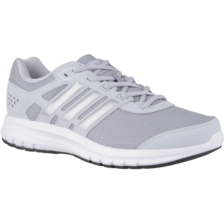 adidas gris y blanco
