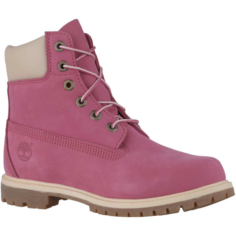 Calzado de Mujer Timberland Rosado 6in premium boot