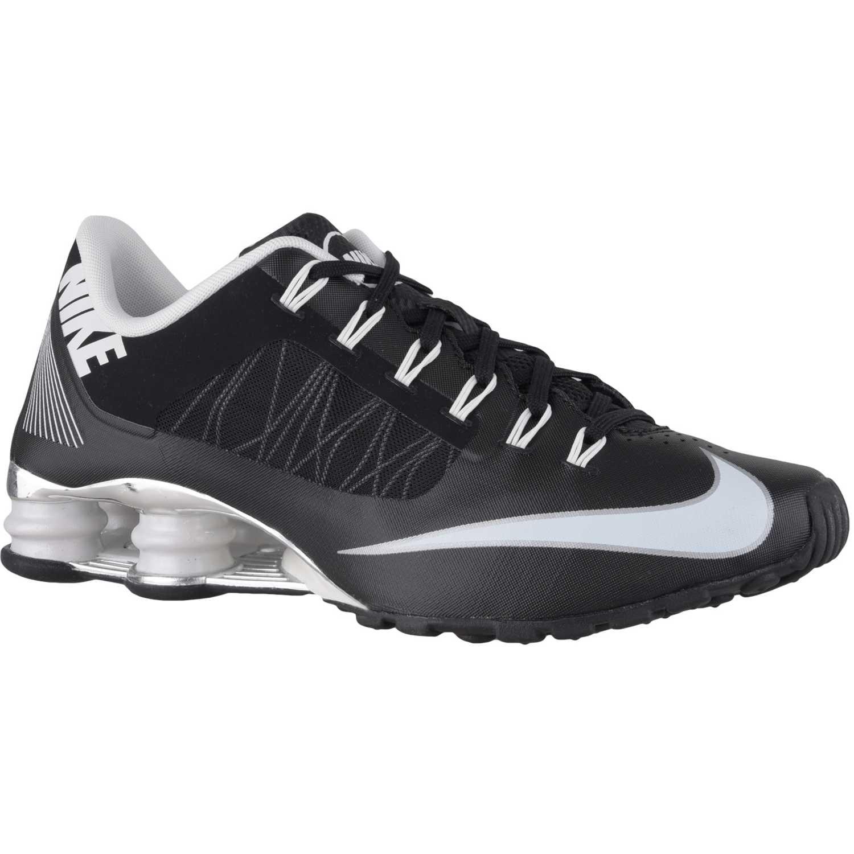 64f754eec9ae1 Zapatilla de Hombre Nike Negro   Blanco shox superfly r4 ...