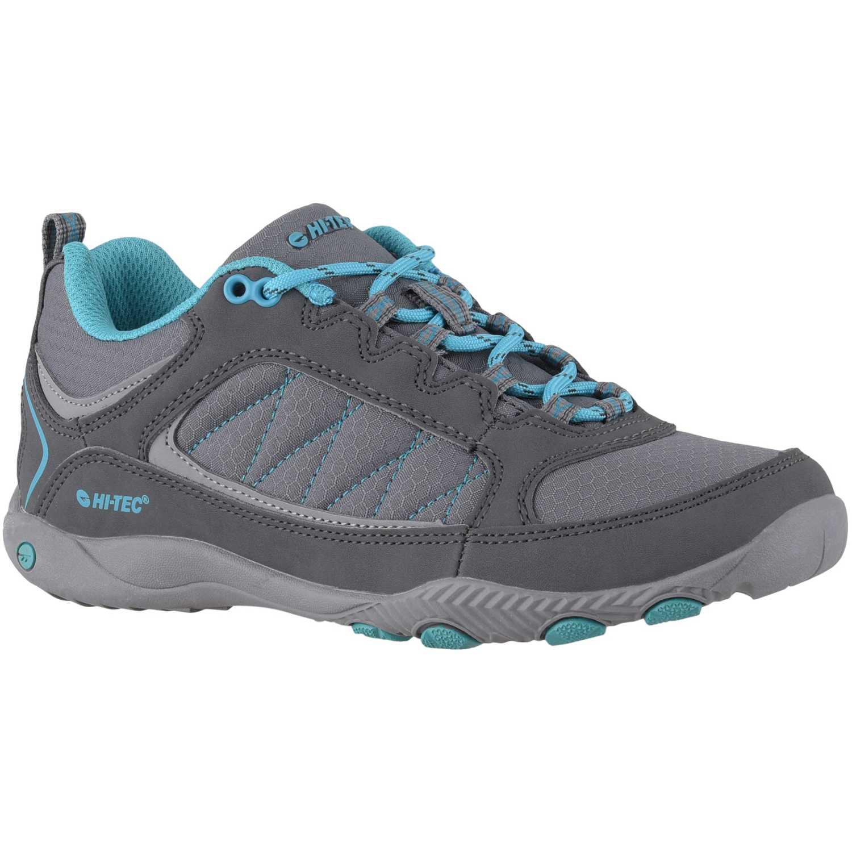 Zapatos azules casual HI-TEC para mujer BHGxB