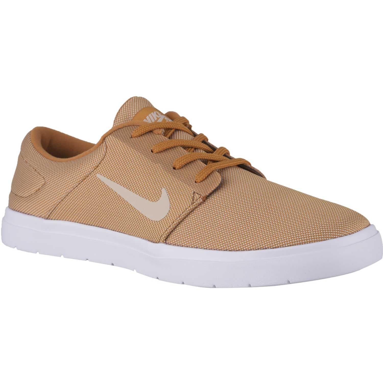 on sale 07218 9d63a Zapatilla de Hombre Nike camel sb portmore ultralight cn