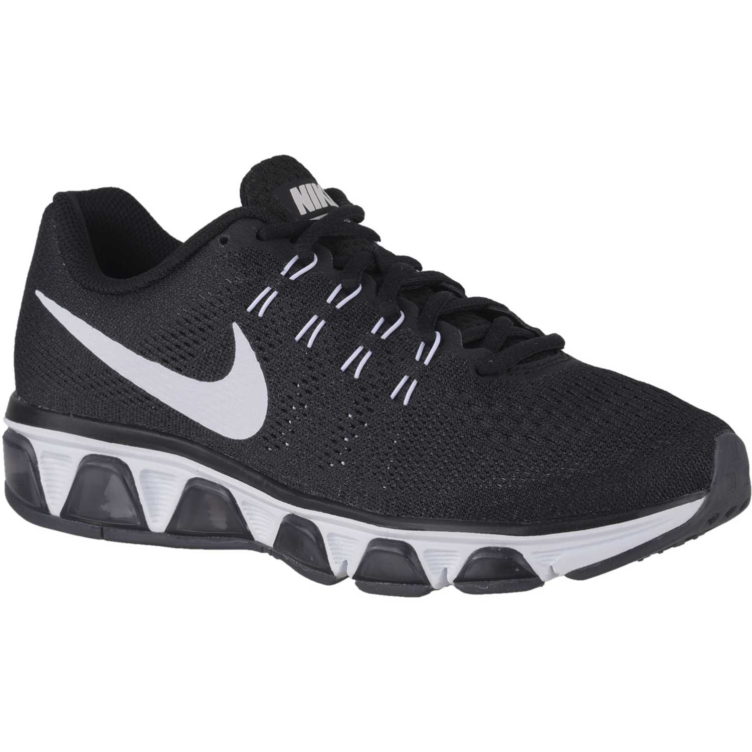 2a38d10d7ae38 Zapatilla de Mujer Nike Negro   blanco wmns air max tailwind 8 ...