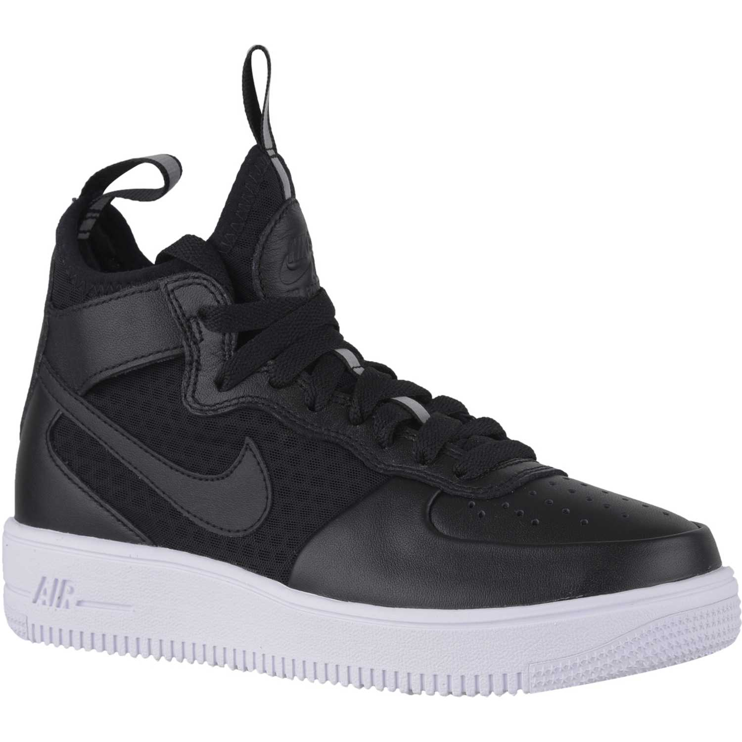 the latest e1e11 b0590 Zapatilla de Mujer Nike Negro  blanco wmns air force 1 ultraforce mid