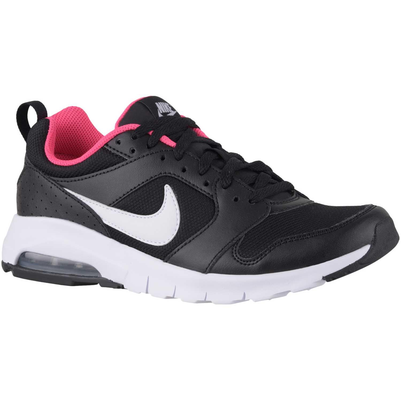 Zapatilla de Jovencita Nike Negro / Blanco air max motion gg
