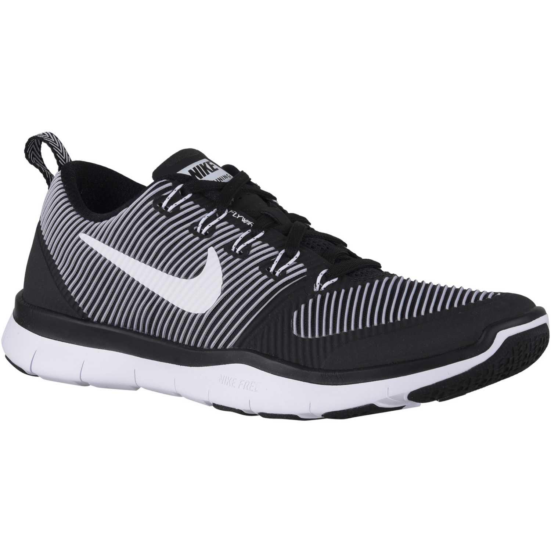 Zapatilla de Hombre Nike Negro / blanco free train versatility