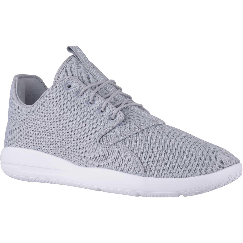 Zapatilla de Hombre Nike Gris / blanco jordan eclipse | platanitos.com