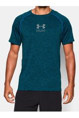 Under Armour Azul / Celeste modelo UA RUN ABE TWIST SS TEE Casual Deportivo Training Zapatillas Calzado