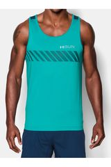 Under Armour Celeste / Azul modelo ARMOURVENT APOLLO SINGLET Casual Deportivo Training Zapatillas Calzado