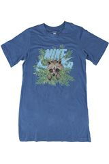 Nike Azul modelo SB RACCOON FERN ICON TEE Casual Deportivo Training Zapatillas Calzado