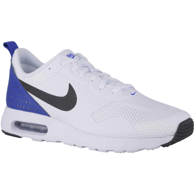 d9a009a08a02d ... france zapatilla de hombre nike blanco azul air max tavas 7de10 04fad