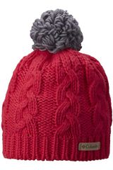 Beanie de Mujer Columbia Rojo IN-BOUNDS BEANIE