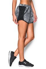 Under Armour Varios de Mujer modelo FLY BY PRINTED SHORT Shorts Deportivo